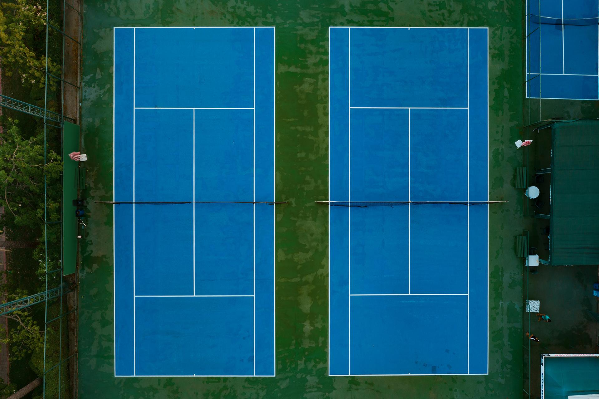Tenis Kortu Rezervasyon Sistemi